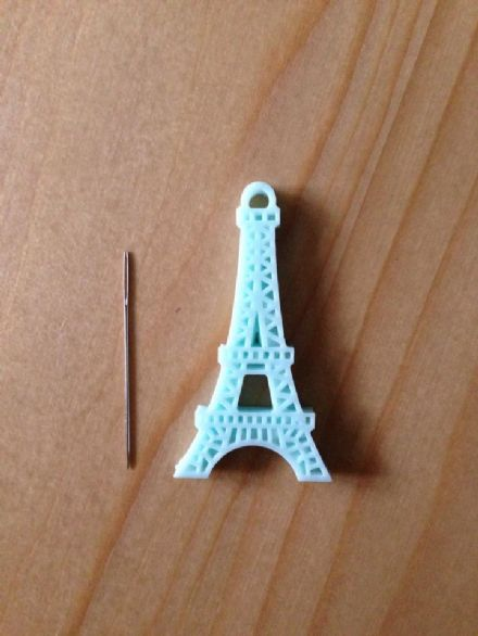 Eiffel Tower Needle Minder